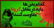 Which bodies in Farsi